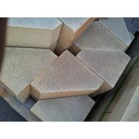 Fire Resistant Clay : Glass furnace large fire clay brick refractories corrosion