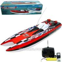 Wholesale Radio Control Toy Model RC Boat Toy (RZH55122) from china suppliers