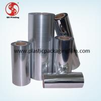 Wholesale Silver Metalized Polyester Film , Thermal Lamination Film Gravure Printing Available from china suppliers