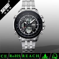 Wholesale Business Stainless Steel Quartz Watch from china suppliers