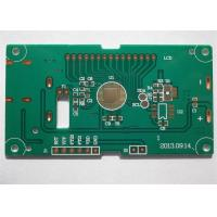 Wholesale ENIG FR4 Custom PCBs Double Layer Green Solder Mask PCB from china suppliers