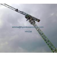 Wholesale QTZ180 6518 Flat Head Tower Crane Inverter Control Box High Efficiency from china suppliers