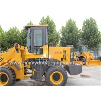 Wholesale T930L Wheel Loader SINOMTP Brand With 0.7cbm Bucket Pilot Control Joystick Quick Hitch from china suppliers