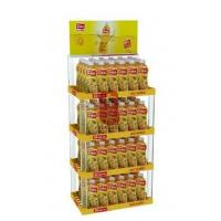 Wholesale Beverage Floor Display Rack , Supermarket Promotion Equipment from china suppliers