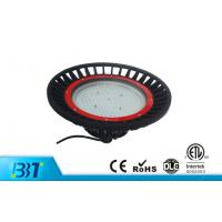 Wholesale UFO 100w 200w Industrial High Bay Lighting Meanwell Driver 110lm / W from china suppliers