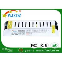 Wholesale 120W 20A Slim Series 12v Power Supply for City Lighting , Short Circuit Protection from china suppliers