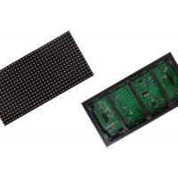 Wholesale Green Light LED Display Module 1/4 Scanning , 1920HZ/S Refresh Frequency from china suppliers
