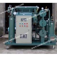 Wholesale Multi-functional transformer oil filter machine to remove deep oxide free carbon from china suppliers