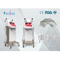 Buy cheap super quality factory offer two handles 15 inch screen lipo cryotherapy fat freezing device from wholesalers