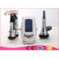 Wholesale Skin Care Radio Frequency Home Device , Ultrasonic Cavitation Slimming Machine from china suppliers