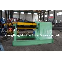 Wholesale 4 Jaw Control hydraulic Uncoiler  With Double 5.5kw Motor Control,coilcar is optional from china suppliers