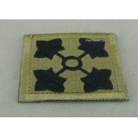 Wholesale US Air Force Embroidered Custom Iron On Patches Garments Lapel For Army from china suppliers