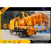 Wholesale 1.8m3 Hopper Capacity Mobile Concrete Batching for construction from china suppliers