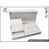 Wholesale Custom Wholesale White Paper Packaging Cardboard Gift Paper Boxes from china suppliers