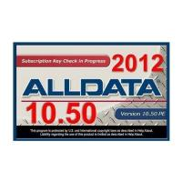 Wholesale Latest Alldata Version 10.50 Automotive Diagnostic Software With Hdd from china suppliers