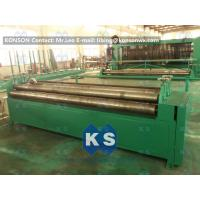 Wholesale Customized Gabion Production Line , Automatic Straightening from china suppliers