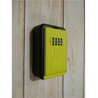 Wholesale Combination Storage Wall Digital Lockbox For Keys Reinforced Metal Body from china suppliers