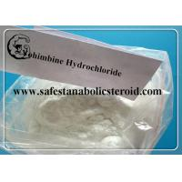Wholesale Oral Sex Steroid Hormones Powder Yohimbine Hydrochloride Male Hormones CAS 65-19-0 from china suppliers