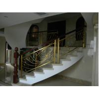 Wholesale Hand Carved bronze Handrails Stairs from china suppliers