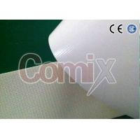 Quality Green White Color PVC PU Conveyor Belt Oil - Resistant For Food Industry for sale