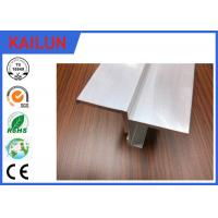 Wholesale T3 - T8 Temper Aluminum Door Frame Extrusions Vehicle Interior Trim Parts from china suppliers