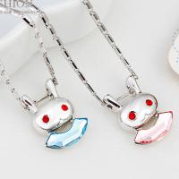 Wholesale Ref No.: 108003 divine Rabbit necklaces pendants jewellery online shopping sites jewelry wholesale websites from china suppliers