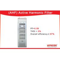 Wholesale 400V/50A  Active Harmonic Filter APF PF 0.99 with RS485 Network Communications Ports from china suppliers