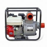 Wholesale 6.5HP Gasoline Water Pump with 3 Inches Inlet/Outlet Diameter and 163cc Displacement from china suppliers
