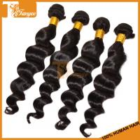 Wholesale 5A 100% Natural Indian Human Hair Price List Loose Wave Raw Unprocessed Virgin Indian Hair from china suppliers