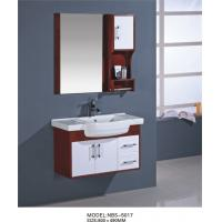 Wholesale 5mm silvered float mirror Hanging Bathroom vanity witn mirror Stainless steel soft hinges from china suppliers