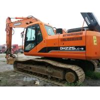 Wholesale used daewoo excavator 2014 DH225-9 used EXCAVATOR second-hand japan dig excavator from china suppliers
