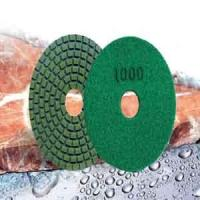 Wholesale Wet granite polishing pads stright shape from china suppliers