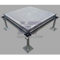 Quality Convenient Removable Raised Access Flooring Aluminium For Dustless Chamber for sale