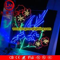 Wholesale 2D motif light,christmas decorative light,holiday lights from china suppliers