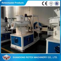 Wholesale Capacity 2.5-3.5 T / H Bamboo Sawdust Pellet Maker Machine for Rice Husk from china suppliers