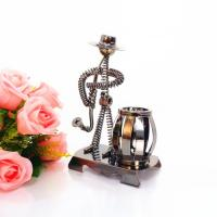 Wholesale 2013 newest  pen holder classic music man home decoration from china suppliers