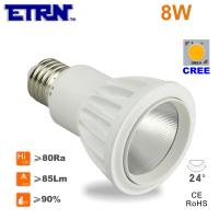 Wholesale ETRN Brand CREE COB LED 8W PAR20 E27 LED Spotlight Bulbs LED Lights LED Spot lamps from china suppliers