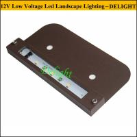 Wholesale LED Outdoor Kitchen Light bar and strip light led stope cap light and led paver wall light from china suppliers