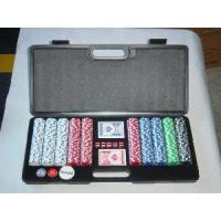Wholesale 500PCS Poker Chips Set - 1 from china suppliers
