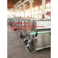 Wholesale glass bottle beer continuous bottle pasteurizer from china suppliers