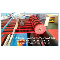 Wholesale Double - Color PVC Floor Mat Extruding Machine / Production Line from china suppliers