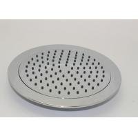 Wholesale Top Mount 8 Inch Panel Silver Overhead Shower Head Water Saving Big Surface from china suppliers