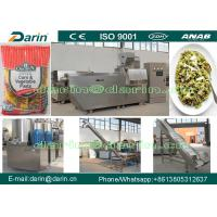 Wholesale Industrial Macaroni Making Machine / Whole Grain Penne Making Line from china suppliers