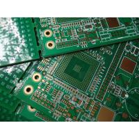 Wholesale Car GPS 35µm Copper BGA 6 Layer PCB Design 1.6mm Immersion Gold from china suppliers