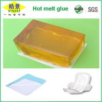 Wholesale First Grade Eva Material Hot Melt Adhesive For Sanitary , Women And Baby Care from china suppliers