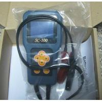 Wholesale 12V Car Battery Tester Battery Analyzer SC-100 Cold Starting Current Tester from china suppliers