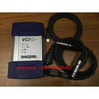 Wholesale DAF VCI-560 MUX heavy duty DAF Truck Diagnostic Scanner DAF Davie paccar XDc II truck diagnostic tool from china suppliers