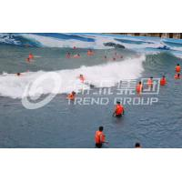 Wholesale Biggest Outdoor Water Park Wave Pool Construction Strong Power for Outdoor Aqua Park from china suppliers