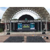 Wholesale High Brightness Pixel Pitch 5.95mm P6 Outdoor Rental Led Screen In Korea from china suppliers