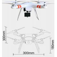 Wholesale Micro FPV RC Quadcopter With 12MP Camera 8g , 4000mAh Li-ion battery from china suppliers